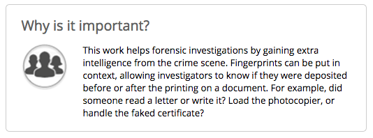 Copier crime screenshot